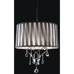 Arya Hanging Crystal Ceiling Lamp