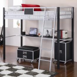 LeClair Twin Loft Bed
