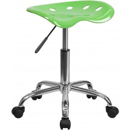Vibrant Apple Green Tractor Seat Stool (Min Order Qty Required)