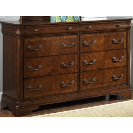 Alexandria 8 Drawer Dresser