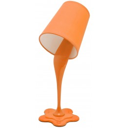 Woopsy Orange Lamp