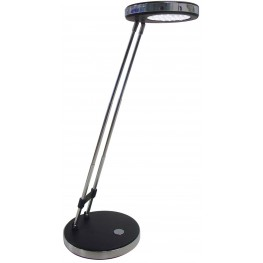 LED Folding Desk Lamp Black
