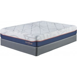 12 Inch Mygel White Queen Mattress