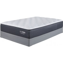 White Queen Plush Mattress
