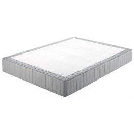 foundation gray split queen size foundation set of 2