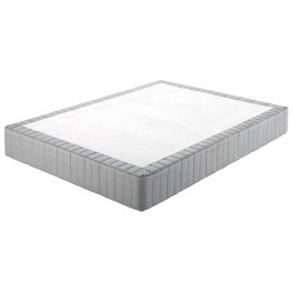 Foundation Gray Cal King Size Foundation Set of 2