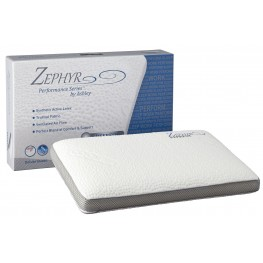 Zephyr Refresh White Ventilated Bed Pillow Set of 4