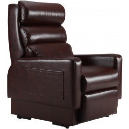 Mobility Cranberry Air Massage Lift Chair