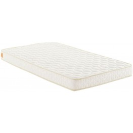 "Emma White 6"" Twin Mattress"