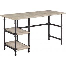 Bell'O Sidney Oak Carver Desk