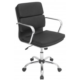 Bachelor Office Black Chair