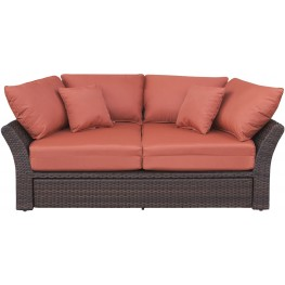 St. Croix Terracotta Daybed