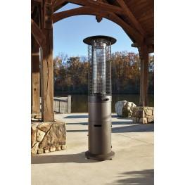Hatchlands Brown Outdoor Patio Heater