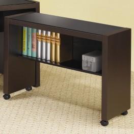 Skylar Cappuccino Desk Return