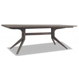 Palmer Rectangular Trestle Dining Room Table