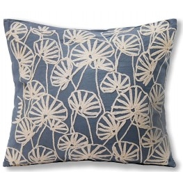 "Ines Blue 18"" X 20"" Pillow Set of 6"