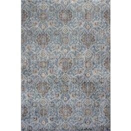 a6a3cf37f25d Provence Slate Blue Allover Kashan 91