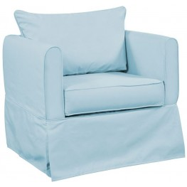 Alexandria Seascape Breeze Chair Cover