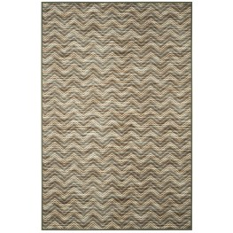 Abdiel Blue/Beige Medium Rug