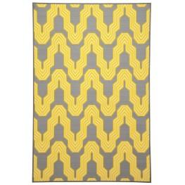 Nimat Yellow Medium Rug
