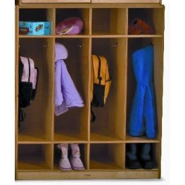Wall Storage Coat Locker
