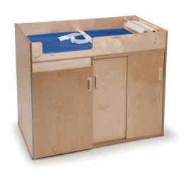Step Up Toddler Changing Cabinet