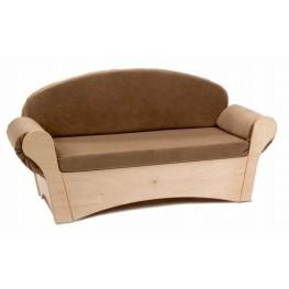 Tan Child's Easy Sofa