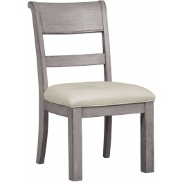 Prospect Hill Gray Side Chair Set of 2
