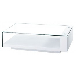 Scala White High Gloss Coffee Table