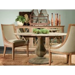 Sienna Old Elm Dining Room Set