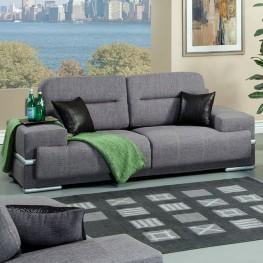 Thessaly Gray Sofa