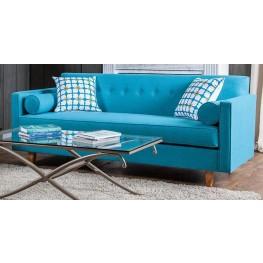Madelyn Blue Sofa