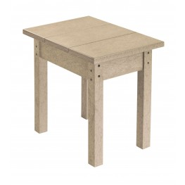 Generations Beige Small Side Table