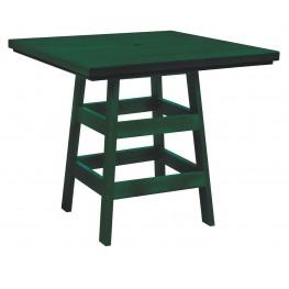 "Generation Green 42"" Square Pub Table"
