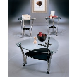 Pascal 3 in 1 Occasional Table Set