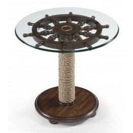 Beaufort Round Accent Table