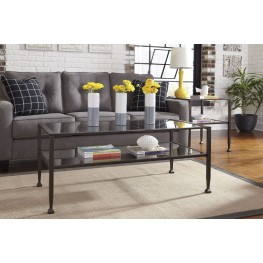 Tivion Blacks Occasional Table Set