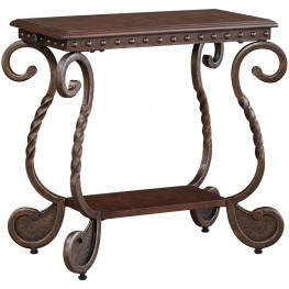 Rafferty Chairside End Table