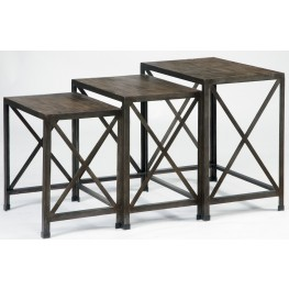 Vennilux Nesting End Tables