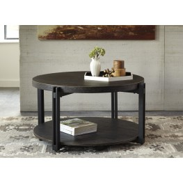 Winnieconi Black Occasional Table Set
