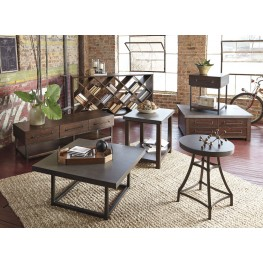 Starmore Brown Occasional Table Set
