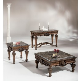 Casa Mollino Square Occasional Table Set