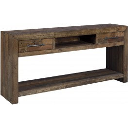 Sommerford Brown Sofa Table