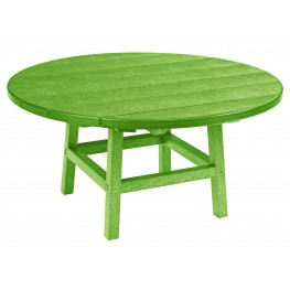 "Generations Kiwi 37"" Round Leg Cocktail Table"
