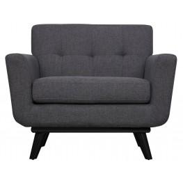 James Gray Linen Chair
