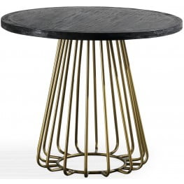 Madrid Pine Round Dining Table