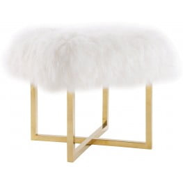 Nomo Sheepskin Bench