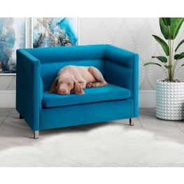 Beagle Light Blue Pet Bed