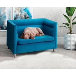 Beagle Light Blue Pet Bed