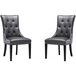 Ester Grey Dining Chair Set of 2